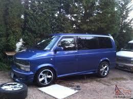 lpg chevrolet astro gmc safari dayvan auto camper american chevy