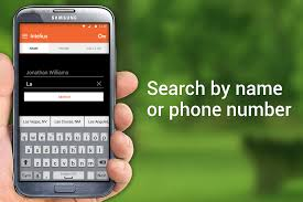 intelius background check caller id u0026 phone lookup android apps