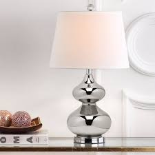 Gourd Table Lamp Brayden Studio Double Gourd 24