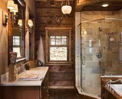cabin bathroom ideas best rustic cabin bathroom ideas on log home model 66