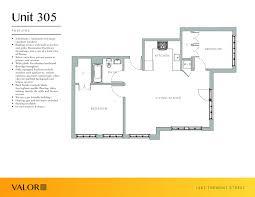 unique floor plans studio one u0026 two bedrooms valor apartment