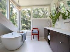 design a small bathroom 20 small bathroom design ideas hgtv