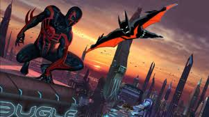 batman beyond watch spider man 2099 vs batman beyond