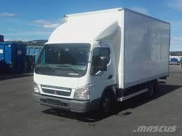 mitsubishi truck indonesia used mitsubishi fuso canter 6c15 box trucks year 2010 price