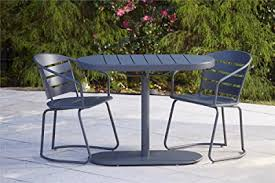 Steel Patio Chairs Cosco Outdoor Living 3 Metro Retro Nesting