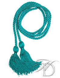 graduation cord turquoise honor cords for graduation