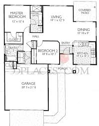 Borgata Floor Plan Willow Floorplan 1115 Sq Ft Sun City Grand 55places Com