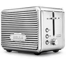 Red 2 Slice Toaster Bella Linea Collection 2 Slice Toaster Walmart Exclusive