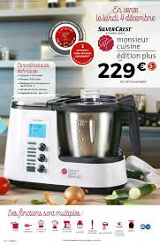silvercrest cuisine monsieur cuisine silvercrest édition plus à 229 le 4 12 2017 09 02