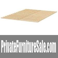 lade wood ikea sultan lade buy or sell beds mattresses in ontario