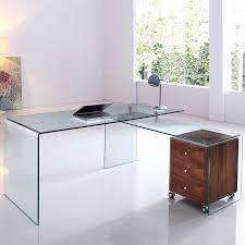 Wayfair Office Desk Clear Acrylic Desk Wayfair With Regard To Clear Acrylic Desk