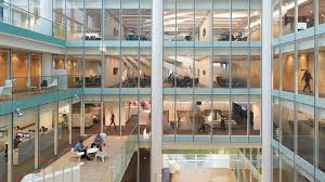 designing a floor plan firms embracing open offices