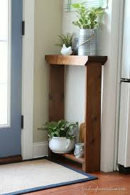 Slim Entry Table Small Entryway Table Ideas 20