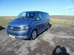 volkswagen kombi 2016 kombi hire northway vehicles bradford west yorkshire