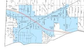 map of burbank ca media district specific plan burbank ca