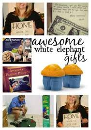 White Christmas Gift Ideas by Funny White Elephant Gift Ideas For Work Christmas Parties And