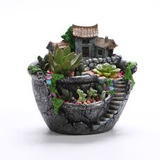 Flower Pot Sale Micro Landscape Flower Pot U2013 Good Gardening Gifts U0026 Ideas