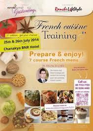 posters cuisine cuisine poster formation à la cuisine française