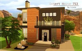 desert house plans the sims 4 desert house 753 homeless sims sims4 lots
