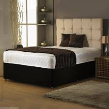 Divan Bed Set Affordable Hf4you Memory Foam Divan Bed Set Supportive