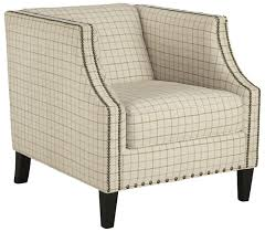 Nailhead Accent Chair Club Style Accent Chair With Nailhead Trim By Signature Design By
