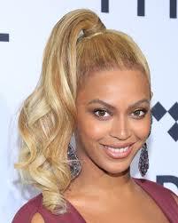 wrap hairstyles beyonce high ponytail hairstyle pure virgin human hair wavy wrap