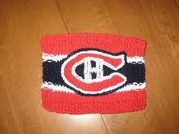 montreal canadiens habs dishcloth dishcloth knitted dishcloths