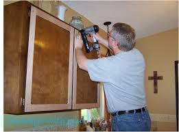 Cheap Kitchen Cabinets Doors Journeys With Juju Kitchen Cabinet Facelift On A Tiny Budget