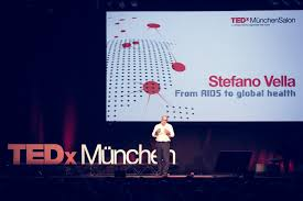 stefano vella speaker at the prestigeous tedx es friends of the