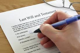should i use a last will and testament template legalzoom