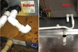 how to fix a leaking air conditioner system diy hvac