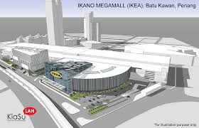 update ikea penang outlet to open in 2018 at aspen vision city