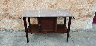 value of marble top tables vintage marble top wash stand antique bathroom unit in dunfermline