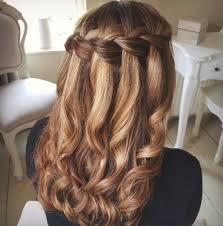 Abschlussball Frisuren Lange Haare Offen by Trend Abschlussball Frisuren Mittellange Haare Am Besten