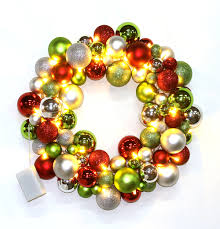 Christmas Ball Decorations Wholesale by Christmas Ball Wreath Christmas Decoration Supplier High