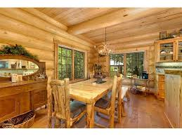 grand log cabin style home in gated community and walking property image 6 grand log cabin style home in gated community and walking distance