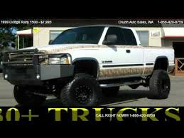 1999 dodge ram 1500 doors 1999 dodge ram 1500 cab bed 4wd for sale in tacoma wa