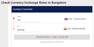 bureau de change 91 where can i get the best foreign exchange in bangalore quora