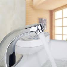 100 sensor faucets kitchen brass body cheap price kitchen
