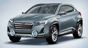 subaru viziv 2018 subaru viziv 2 sub compact suv concept closer to production