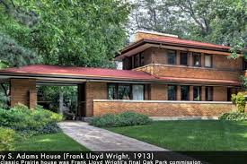 Prairie House by Frank Lloyd Wright Housewalk Returns In May With New Sites