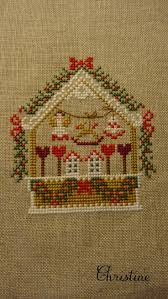 1075 best christmas crosstitch images on pinterest christmas