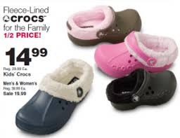 crocs black friday black friday 2011 fred meyer deals november 25 frugal living nw