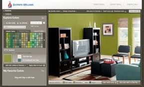 house paint visualizer software home painting