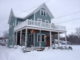 Main Street Bed Breakfast Winter Is A Beautiful Time Of Year In Canton Ny Snowshoeing And