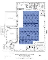 floor plan office office space for lease downtown pittsburgh