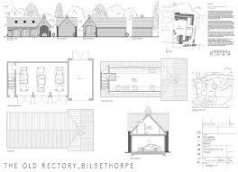 new build garage niche architecture new garage planning