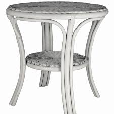 White Circle Table by Bistro Round Table White Wash Bistro Table Candle And Blue