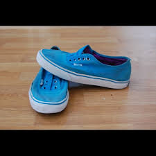 light blue vans shoes vans shoes light blue no laces poshmark