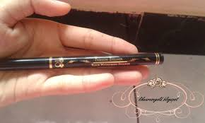 Eyeliner Spidol Murah my enthusiast review ql fashion black waterproof eyliner spidol